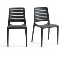 Set of 2 Lumbee Garden Chairs