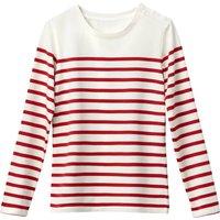 Long-Sleeved Breton T-Shirt