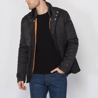 2-in-1 Parka and Padded Jacket with Hood