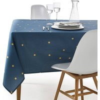 Zinnia Polycotton Printed Tablecloth
