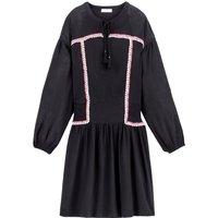 shop for Tasselled Braided Boho Dress at Shopo