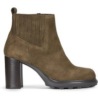 Salice Suede Ankle Boots