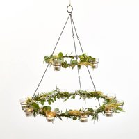 Zayanne Tealight Chandelier