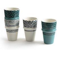 Set of 4 Adid Beldi Style Mugs