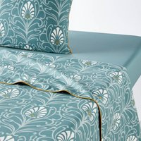Poetic Cottage Percale Sheet