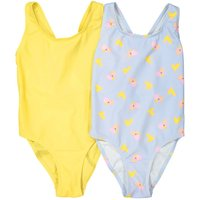 Pack of 2 Swimsuits, 3-12 Years