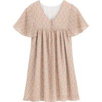 shop for Paisley Print Babydoll Dress at Shopo