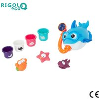 Rigolo & Co Bath Toys Set.