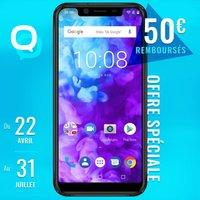 Smartphone modèle Must - Android 8.0 - 4G - Écran 5.85 - Double Sim - 64Go, 4Go RAM -