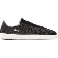 Specialist Geo Leather Trainers