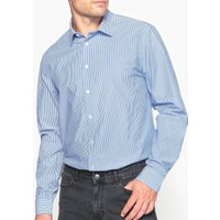 Striped Slim Fit Pure Cotton Shirt