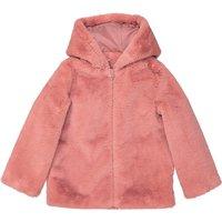 Faux Fur Teddy Coat, 3-12 Years
