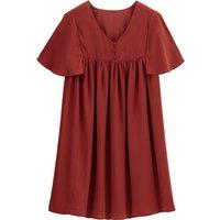 shop for Ruffled Babydoll Dress at Shopo