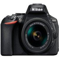 Appareil photo Reflex D5600 + 18-55 VR