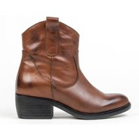 West Leather Boots