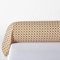 Teyben Bolster Pillowcase in Cotton Percale