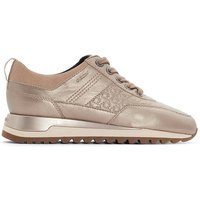 Sneackers champagne donna Baskets pelle D Tabelya