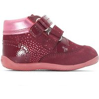 Kids Biliana Leather Ankle Boots