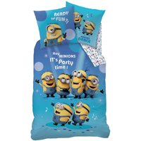 Minions Cotton Bedding Set