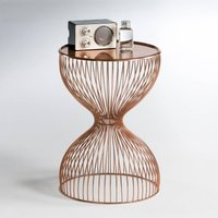 Janik Wire Cage Bedside Table