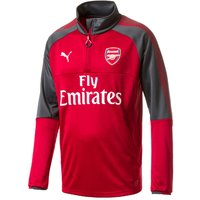 Arsenal Football 1/4 Zip Training Top, 8-14 Years