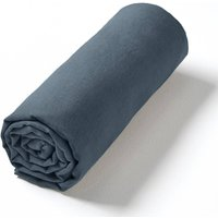Helm Pre-washed Hemp Fitted Sheet for Thick Mattresses
