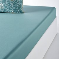 Poetic Cottage Percale Fitted Sheet
