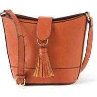 Tassel Trim Handbag