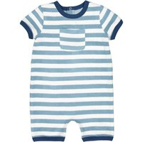 Striped Towelling Rompers, Birth-2 Years