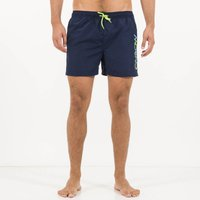 Volley Varello Swim Shorts with Fluorescent Details