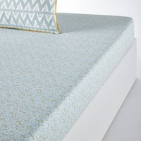 Popayan Printed Fitted Sheet