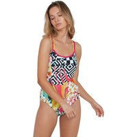 Double Crossback Swimsuit