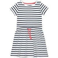 Striped Dress, 3-12 Years
