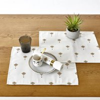 Eventail Set of 2 Placemats