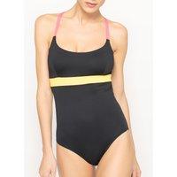 Three-Coloured Swimsuit