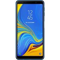 Smartphone SAMSUNG Galaxy A7 Bleu