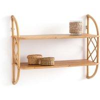 Malu Vintage-Style Cane Shelf.
