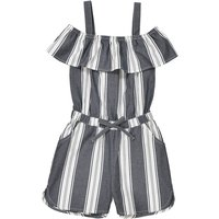 Striped Playsuit, 3-12 Years