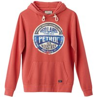 Hoodie with Print on the Front