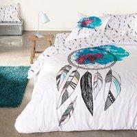 Dreamcatcher Feather Duvet Cover
