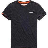 Orange Label Vintage Short-Sleeved T-Shirt