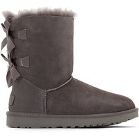 Bailey Bow Ii Fur-lined Ankle Boots