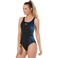 Illusionwave Placement Powerback Pool Swimsuit
