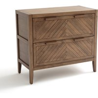 Nottingham 2 Drawer Pine Parquet Chest