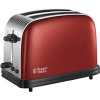 23330 Colous Plus 2 Slice Toaster - Red