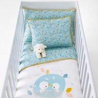 DANS MON PETIT NID Baby's Cotton Duvet Cover