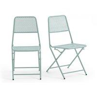 Set of 2 Oslo Garden Chairs