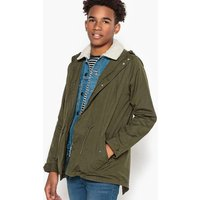 Lightweight Hooded Parka, 10-16 Years