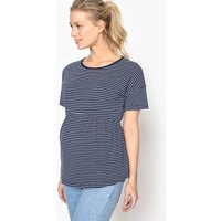 Striped Maternity T-Shirt