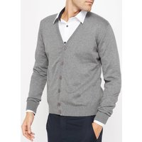 100% Cotton Buttoned Cardigan